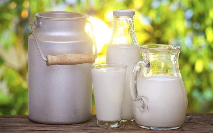 Пейте, дети, молоко - будете
