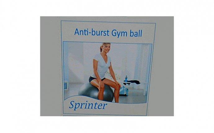 Мяч для фитнеса Anti-burst
