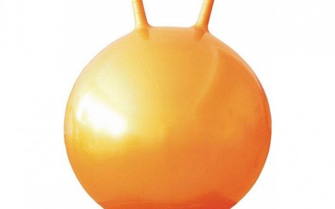 Мяч гимнастический FLEXTER с