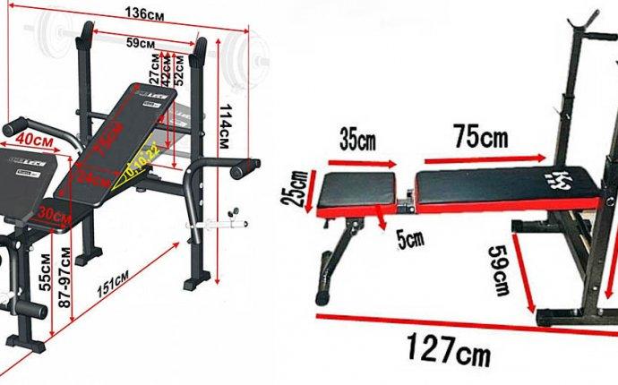 Размеры домашних тренажеров