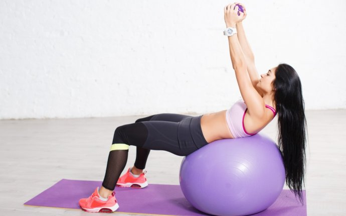 Упражнения для похудения на